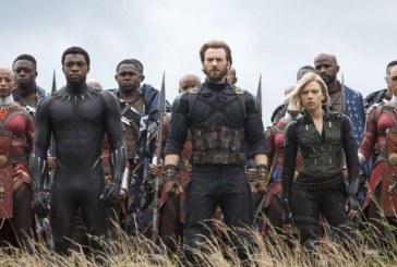 """Box Office Italia: """"Avengers: Infinity War"""" si riconferma al primo posto"""