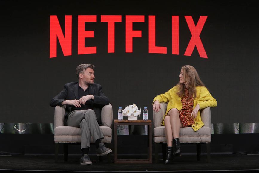 Black Mirror Netflix Conferenza
