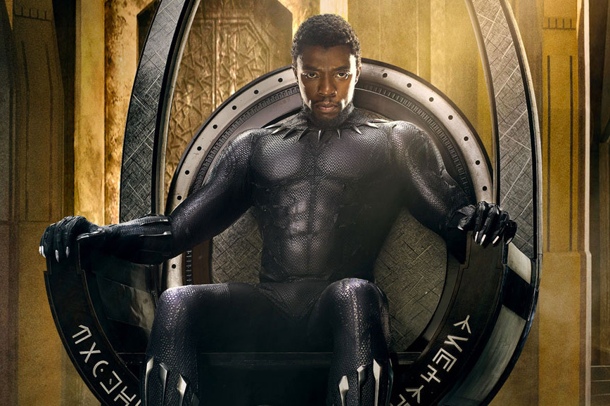 """Black Panther"", Mtv Movie Awards 2018"