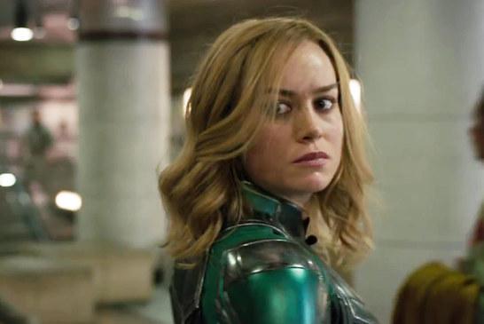 Captain Marvel: ecco il trailer italiano con Brie Larson