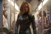 """Box office USA: seconda settimana in vetta per """"Captain Marvel"""""""