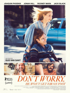 Don't Worry - locandina ufficiale