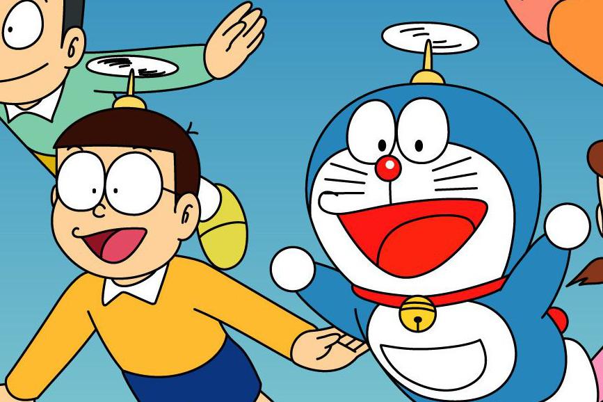 Doraemon - La grande avventura in Antartide film