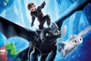 """Box Office USA: """"Dragon Trainer – Il mondo nascosto"""" si riconferma al primo posto"""