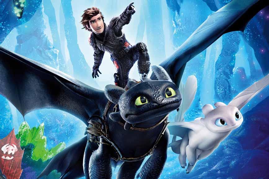 Dragon Trainer - Il mondo nascosto review