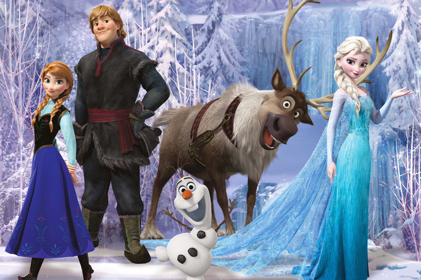 Elsa di frozen ha voglia di cazzo - 5 10