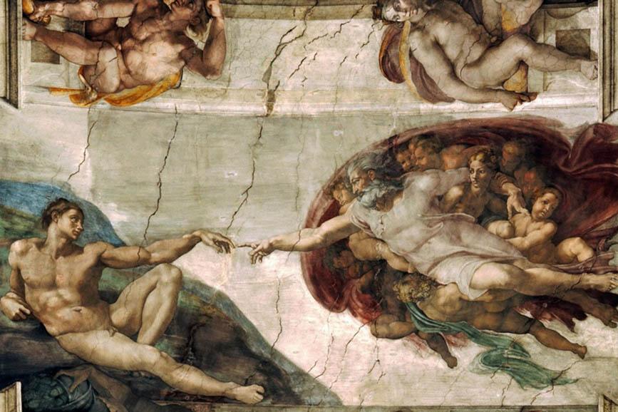 Giudizio Universale Michelangelo e la cappella Sistina