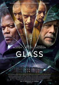Glass poster ita
