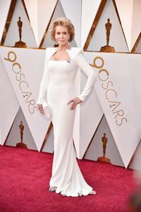 Jane Fonda Oscar 2018