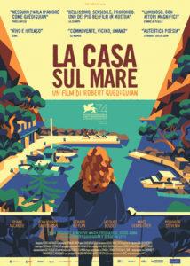 La casa sul mare - locandina italiana