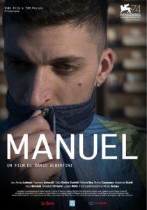 Manuel - Locandina ufficiale