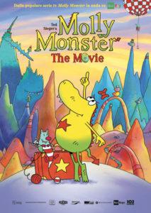 Molly Monster - locandina