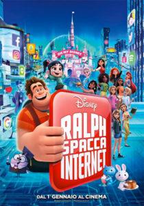 Ralph Spacca Internet - Ralph Spaccatutto 2 poster def