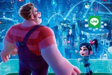 "Box office Italia: ""Ralph Spacca Internet"" in testa"