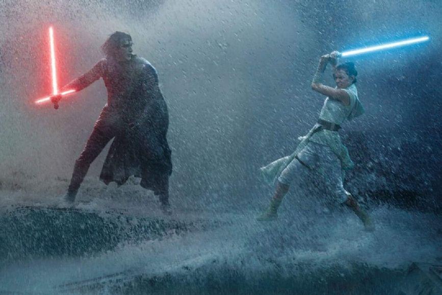 Star Wars: L'ascesa di Skywalker Rey