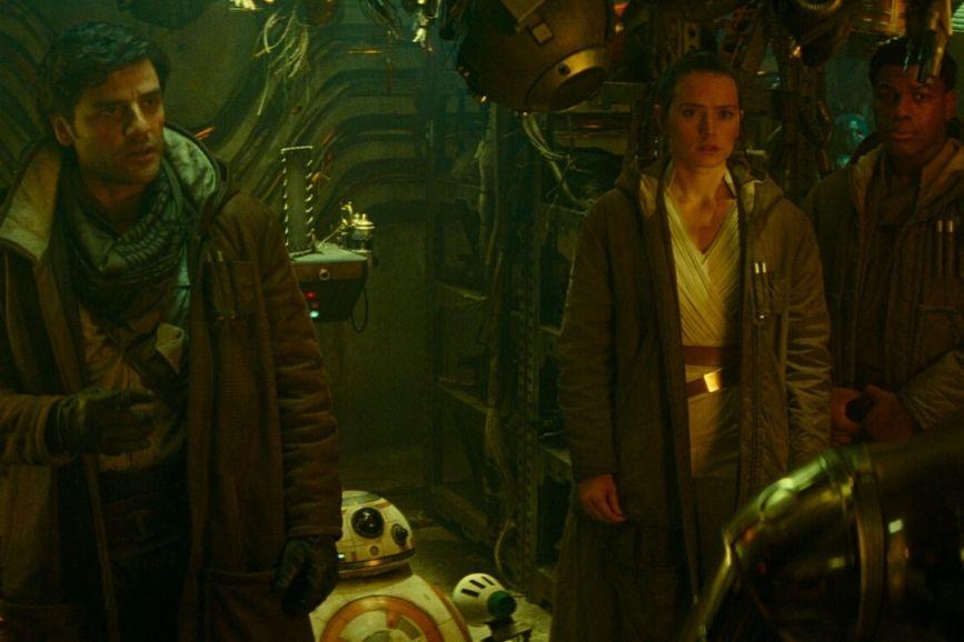 Star Wars: L'ascesa di Skywalker film