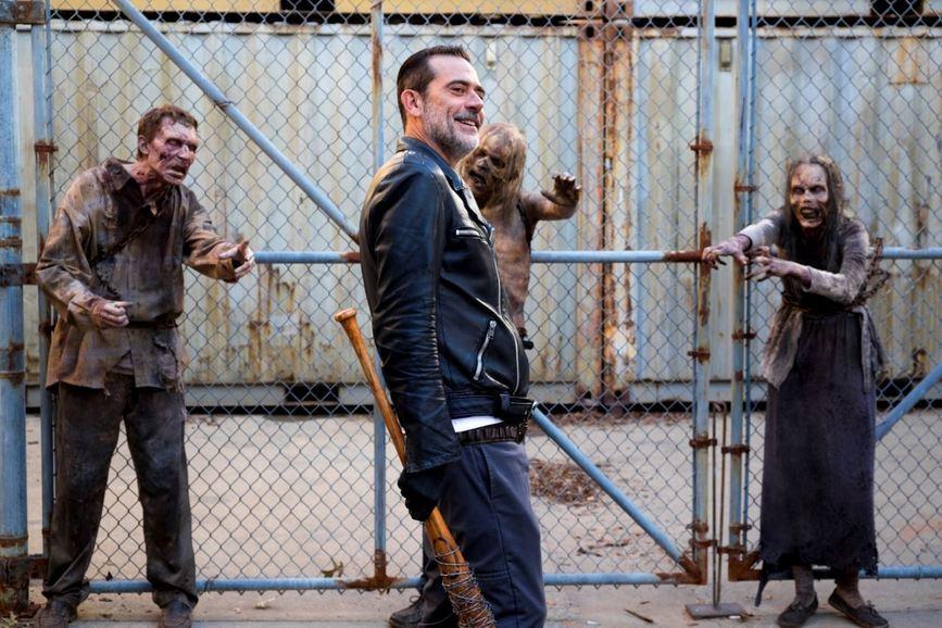 The Walking Dead, 8x11