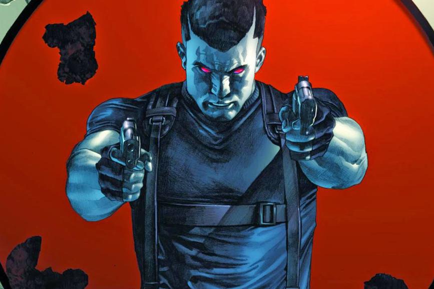 Bloodshot in Valiant fumetto