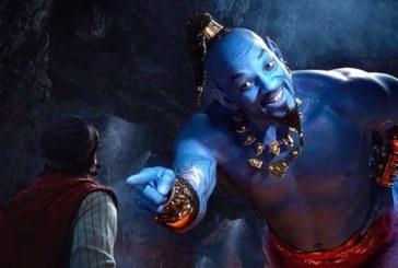 """Box office Italia: """"Aladdin"""" si riconferma primo"""