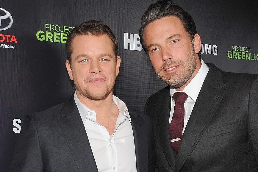 Matt Damon e Ben Affleck attori