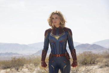 "Box Office USA: vola ""Captain Marvel"""