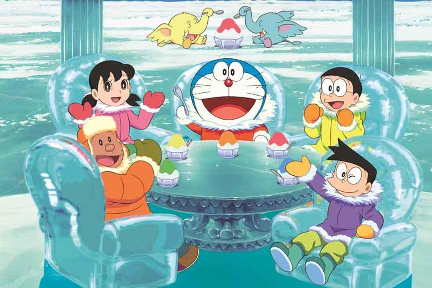 Doraemon - La grande avventura in Antartide (2017)