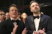 Matt Damon e Ben Affleck insieme per la diversità