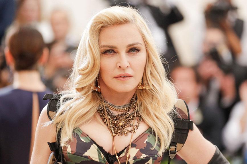 Madonna sarà la regista di