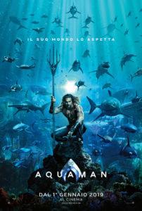 Aquaman poster ufficiale