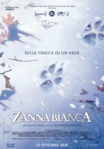 Zanna Bianca locandina ita