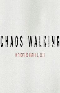 Chaos Walking - Locandina