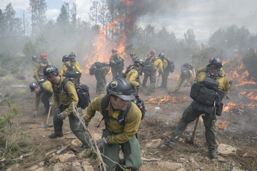 Fire Squad - Incubo di Fuoco review