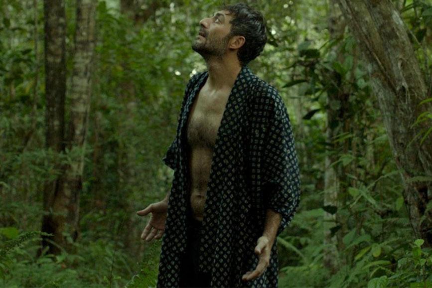Icaros: A Vision scena film