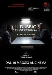 Il dubbio - Un caso di coscienza - Poster italiano