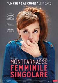 Montparnasee Femminile Singolare poster