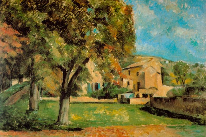 Cézanne - Ritratti di una vita (2017)
