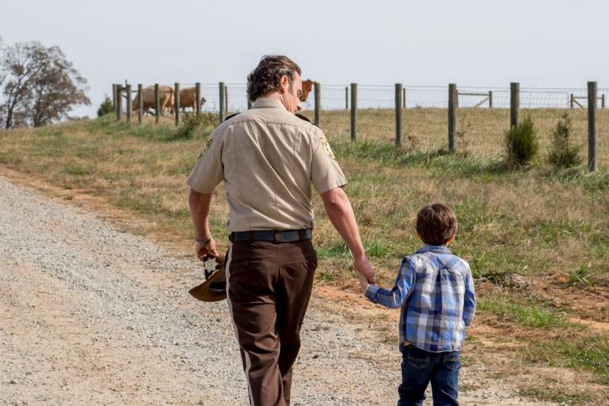"""The Walking Dead """"Ira"""" (8×16) – Season Finale – Recensione e Spoiler"""