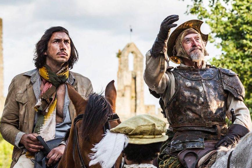 The Man Who Killed Don Quixote: la porta per Cannes è ancora aperta
