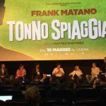 Tonno Spiaggiato: conferenza stampa con Frank Matano