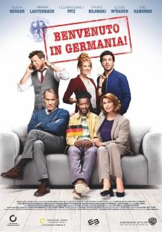 Benvenuto in Germania! locandina