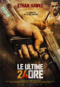 """""""24 Hours to Live """" Locandina Ita"""