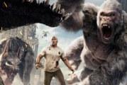 """Box Office Italia: """"Rampage – Furia Animale"""" primo classificato"""
