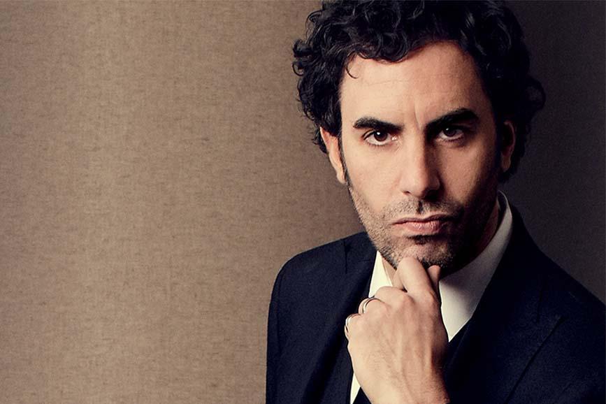 Sacha Baron Cohen attore