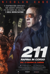 211 - Rapina in corso Poster