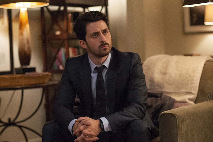 Andy Bean attore