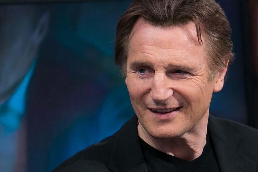 Liam Neeson attore