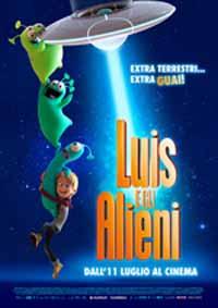 Luis e gli Alieni loc