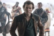 "Box Office Italia: ""Solo: A Star Wars Story"" scala la classifica"