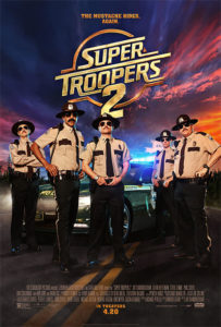 Super Troopers 2 loc ita