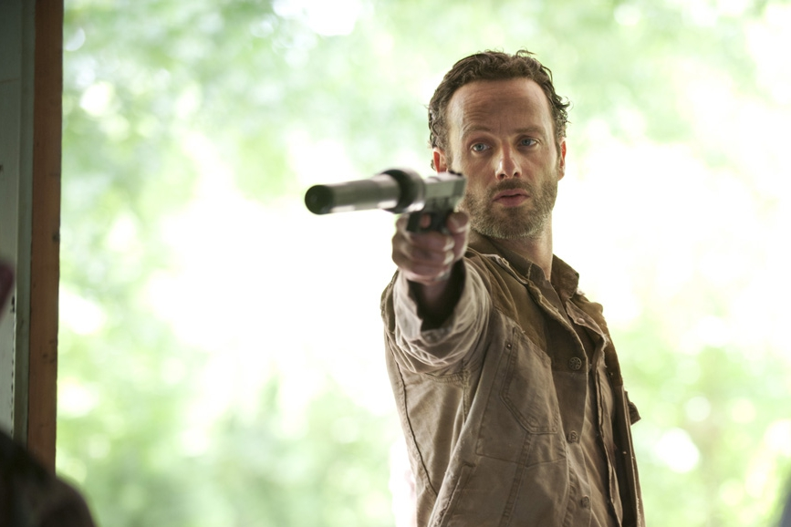 "Andrew Lincoln ""The Walking Dead"""